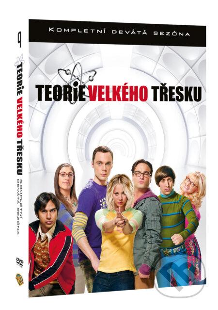 Teorie velkého třesku 9.série DVD