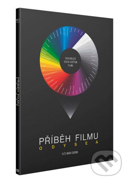 Příběh filmu: Odysea DVD