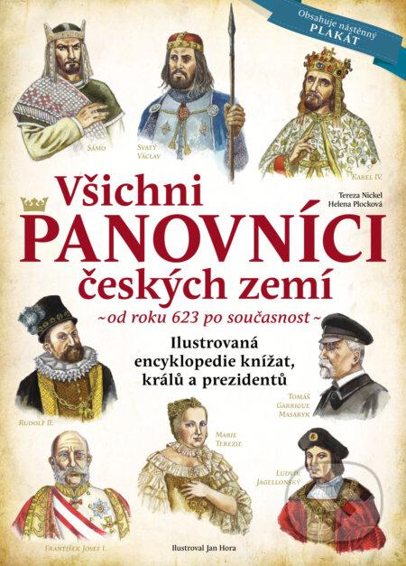 Všichni panovníci českých zemí - Tereza Nickel