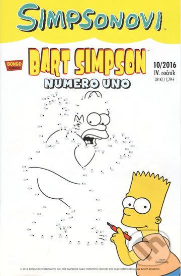 Bart Simpson: Numero uno - Matt Groening
