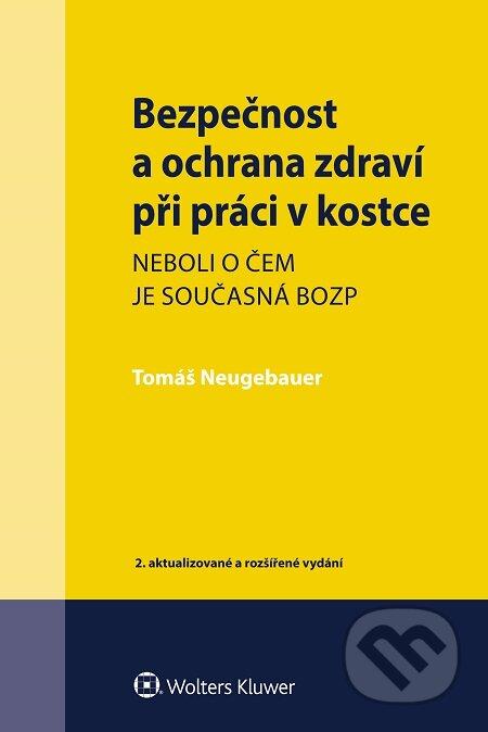 Bezpečnost a ochrana zdraví při práci v kostce - Tomáš Neugebauer