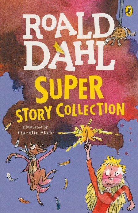 Super Story Collection (Box set) - Roald Dahl