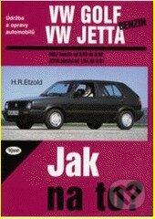 VW Golf, VW Jetta benzín od 9/83 do 6/92 - Hans Rüdiger Etzold