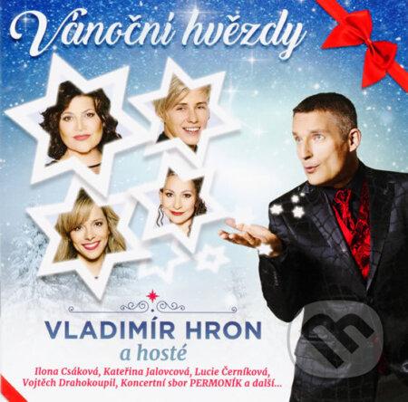 Vánoční hvězdy - Vladimír Hron a hosté - CD -