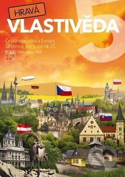 Hravá vlastivěda 5 (Česká republika a Evropa) -