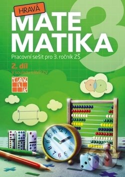 Hravá matematika 3 (2. díl) -