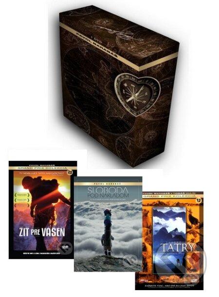 Tatranská kolekcia DVD