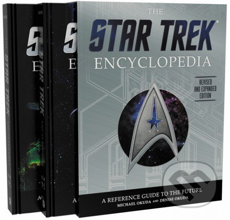 The Star Trek Encyclopedia - Michael Okuda, Denise Okuda