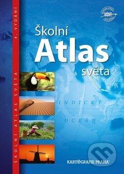 Školní atlas světa - Náhled učebnice