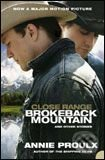 Brokeback Mountain and other stories - Annie Proulx