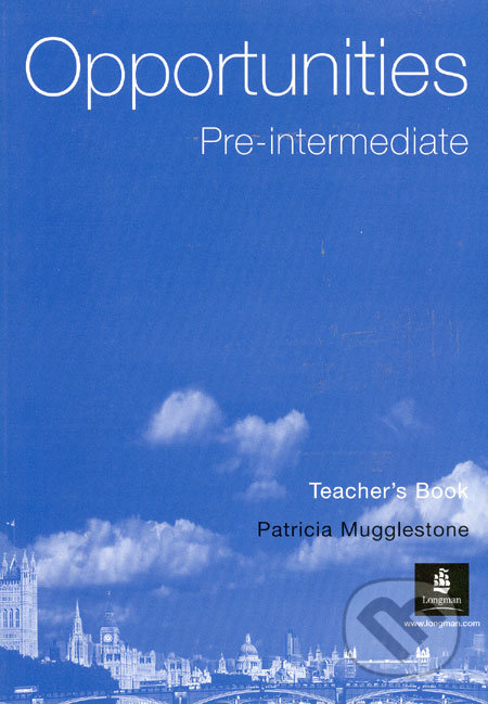 Opportunities - Pre-Intermediate - Patricia Mugglestone