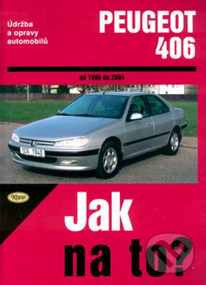 Peugeot 406 - Peter T. Gill, A.K. Legg
