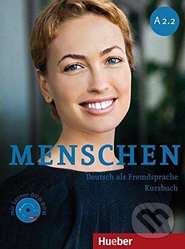 Menschen A2/2: Kursbuch - Charlotte Habersack a kol.