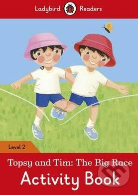 Topsy and Tim: The Big Race -