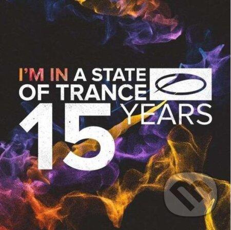 Armin Van Buuren: State of trance: 15 years - Armin Van Buuren
