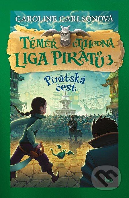 Pirátská čest - Caroline Carlson