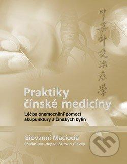 Praktiky čínské medicíny - Giovanni Maciocia