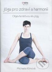 Jóga pro zdraví a harmonii DVD