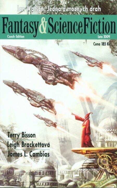 Fantasy a ScienceFiction léto 2009 - Ian Watson