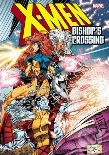 X-Men: Bishop\'s Crossing - Jim Lee