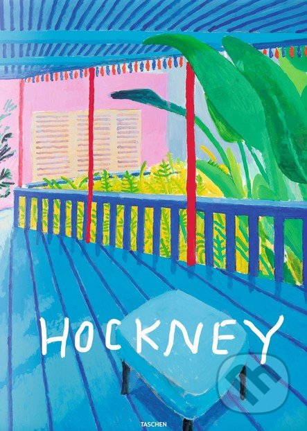 Photo, Blossfeldt - David Hockney