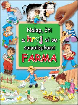 Nalep, čti a hraj si se samolepkami: Farma -