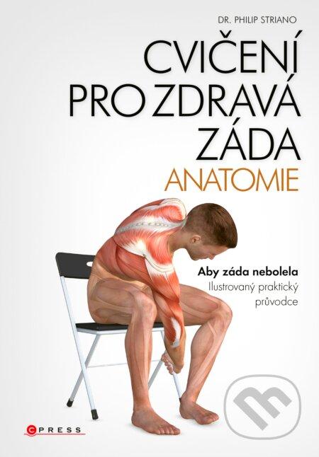 Cvičení pro zdravá záda - Philip Striano