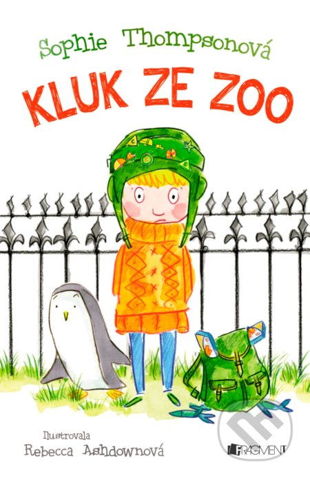 Kluk ze ZOO - Sophie Thompson, Rebecca Ashdown (ilustrácie)