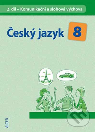Český jazyk 8 - Hana Hrdličková