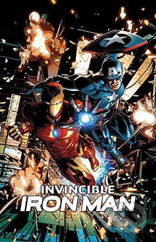 Invincible Iron Man (Volume 3) - Brian Michael Bendis