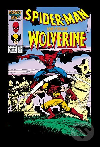 Wolverine vs. the Marvel Universe - Mark Gruenwald