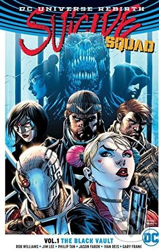 Suicide Squad (Volume 1) - Rob Williams
