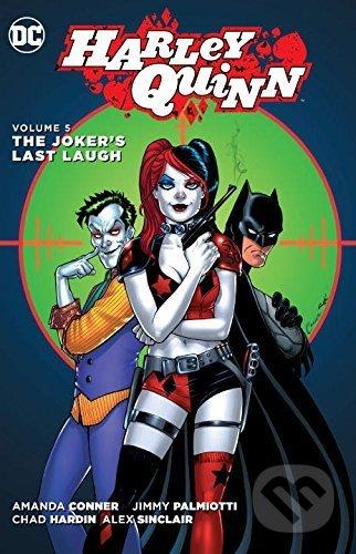 Harley Quinn (Volume 5) - Amanda Conner