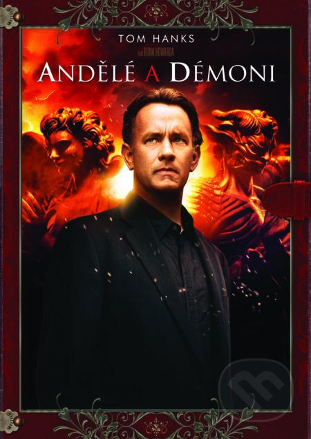 Andělé a démoni DVD