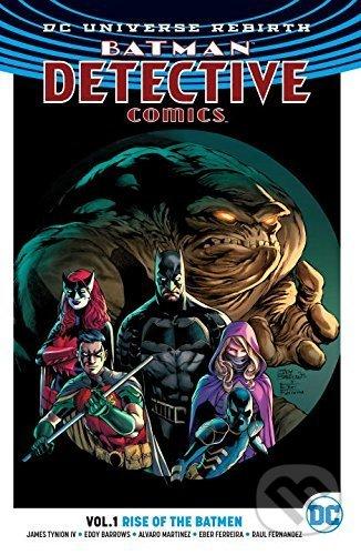 Detective Comics (Volume 1) - James Tynion IV