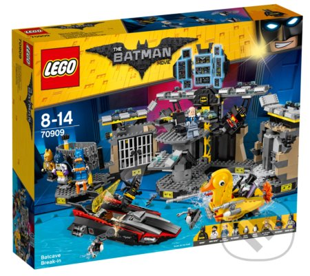 LEGO Batman Movie 70909 Vlámania do Batcave -