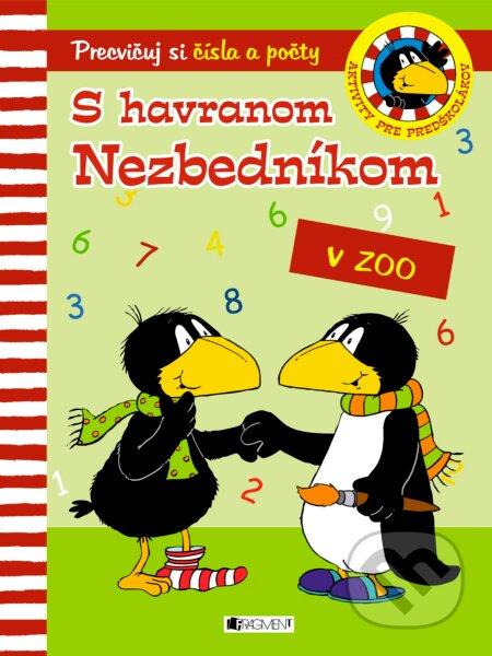 S havranom Nezbedníkom v Zoo - Dorothee Kühne-Zürn