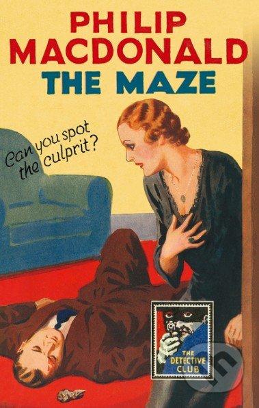 The Maze - Philip MacDonald
