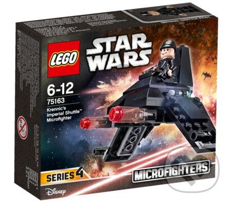 LEGO Star Wars 75163 Mikrostíhačka Krennicova kozmická loď Impéria -