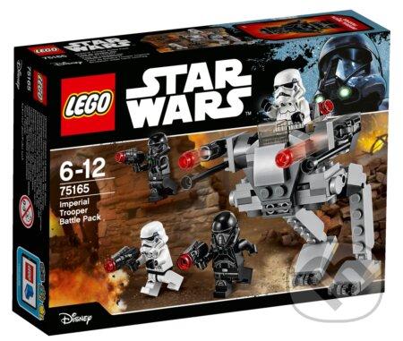 LEGO Star Wars 75165 Bitevný balíček vojakov Impéria -