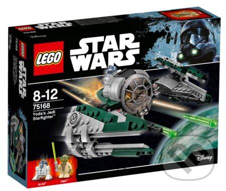 LEGO Star Wars 75168 Yodova jediská stíhačka -