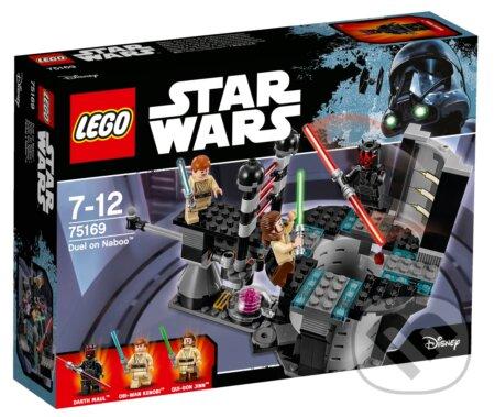 LEGO Star Wars 75169 Súboj na Naboo -