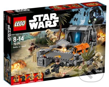 LEGO Star Wars 75171 Bitka na planéte Scarif -