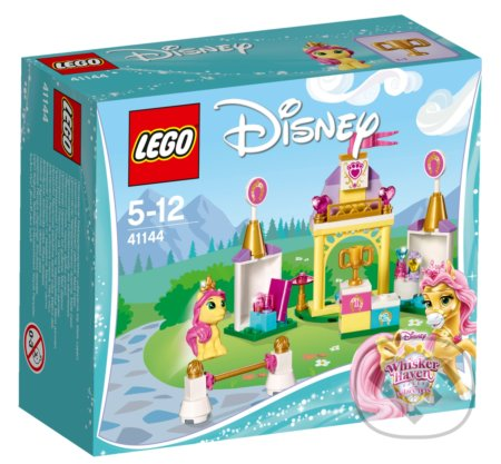LEGO Disney 41144 Podkovička v kráľovských stajniach -