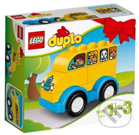 LEGO Duplo 10851 Môj prvý autobus -
