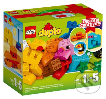 LEGO Duplo 10853 Kreatívny box pre staviteľov -