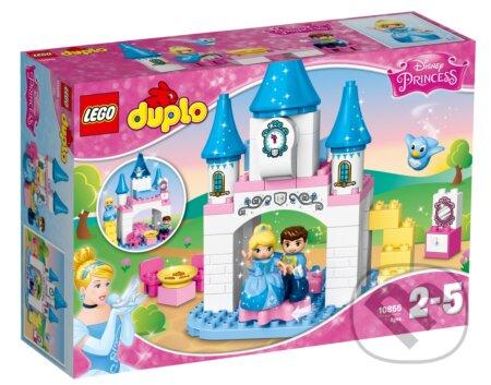 LEGO Duplo 10855 Popoluškin čarovný zámok -