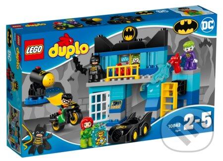 LEGO Duplo 10842 Výzva Batcave -