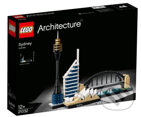 LEGO Architecture 21032 Sydney -