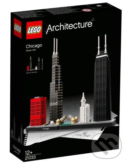 LEGO Architecture 21033 Chicago -
